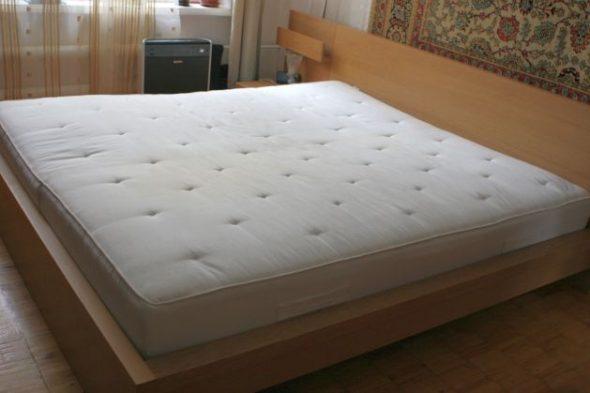 матрас для двухспальной кровати фото