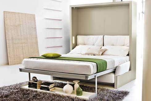 не проблема для маленькой спальни
