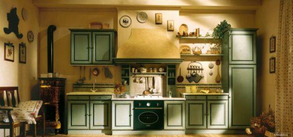 обновить (отреставрировать) кухонный гарнитур