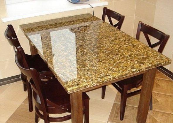 обновка старого стола из дсп