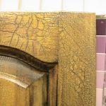 обработка двери шкафа глизалью