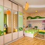 оформления детской комнаты для двух мальчиков