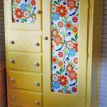 реставрация шкафа дома