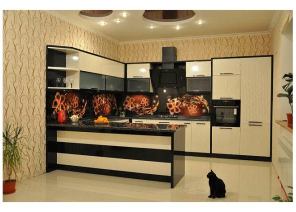п образные кухонные гарнитуры
