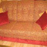 проблемы с диваном