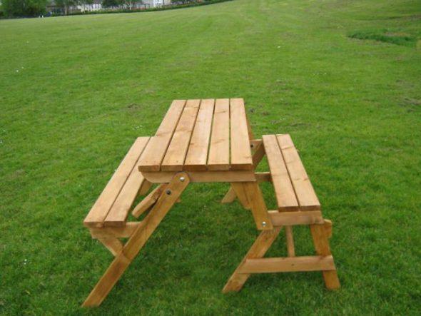 складной стол для пикника фото