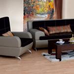 кресло кровать современный стиль