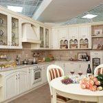 стиль кухонного гарнитура
