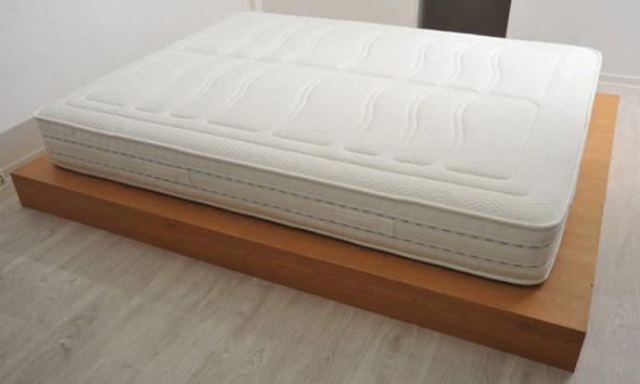 выбрать матрас для двуспальной кровати