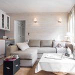 Базовые принципы зонирования однокомнатной квартиры