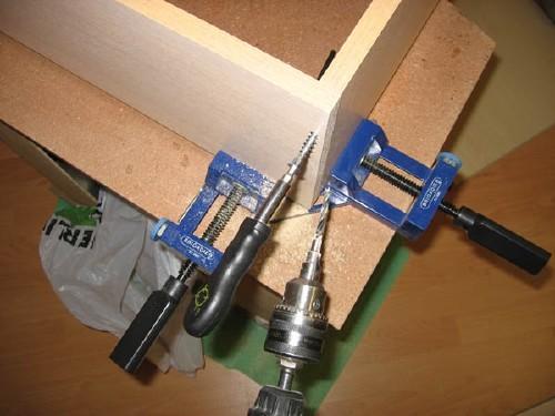 Инструменты для сборки шкафа купе