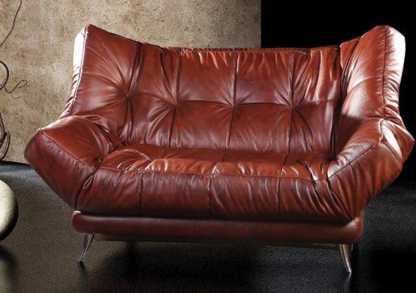 Кожаная мебель Соло 09