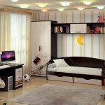 Кровать Милания с ящиками