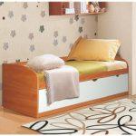 Кровать с 3 ящиками
