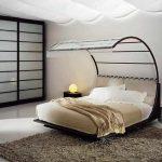 Кровать в спальню-дизайн