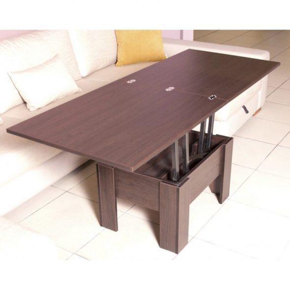 Обеденный стол-трансформер Ингуз-4