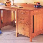 Письменный стол школьника