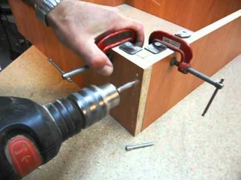 Приспособления для сборки мебели своими руками