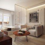 Проект квартиры 36 кв. м