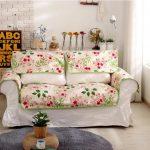 чехол на диван дизайн интерьер