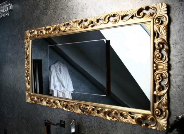 чистое зеркало фото