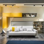 диван двухъярусная кровать трансформер гостиная