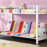 диван двухъярусная кровать трансформер яркий
