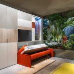 диван двухъярусная кровать трансформер дизайн идеи