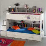 двухъярусная детская кровать икеа фото