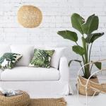 еврочехлы на диваны белого цвета