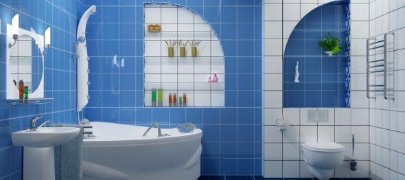 как можно сделать полку в ванную комнату своими руками