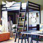 кровать чердак икеа дизайн