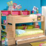 кровать икеа дизайн в детской