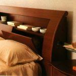 кровать полки