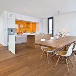 деревянный стол орех