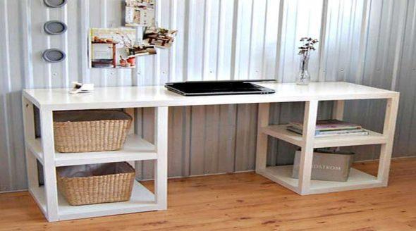 оригинальный письменный стол