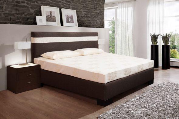 ортопедическая кровать модель 2