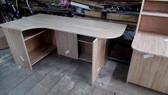 спроектировать и собрать корпусную мебель из ДСП своими руками