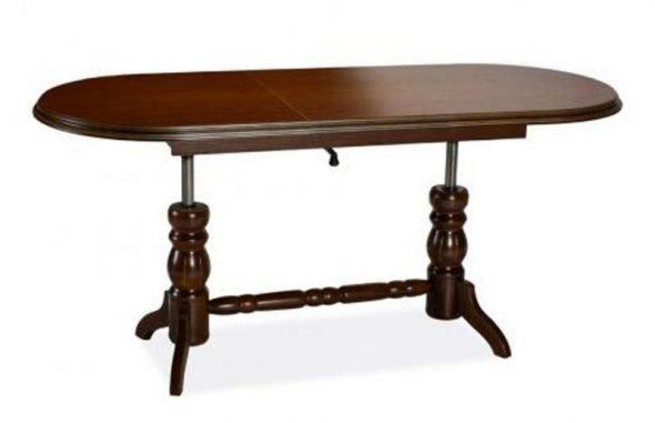 Даниел деревянный стол с подъемным механизмом