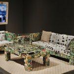 Креативная мебель из необычных материалов