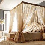 Креативные идеи балдахина для кровати в спальню