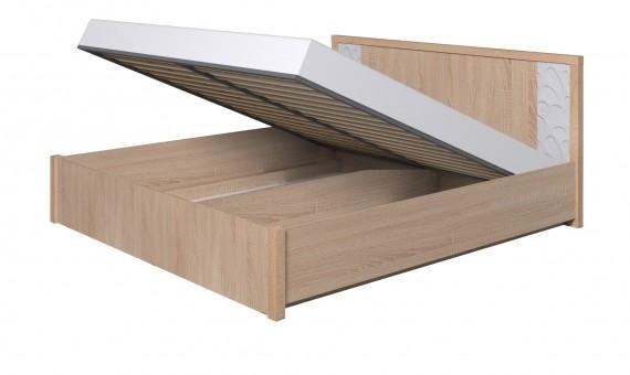 Кровать Щыспаа 160 с подъемным механизмом