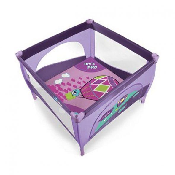 Кровать-манеж Baby Design