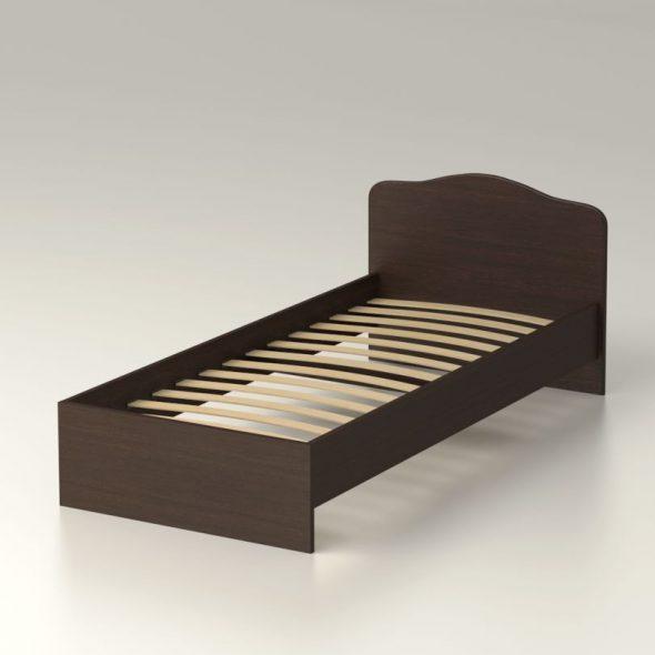 Кровать односпальная 90х200 см , Фея-22