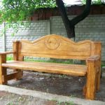 На дачах и садовых участках естественно имеются места отдыха