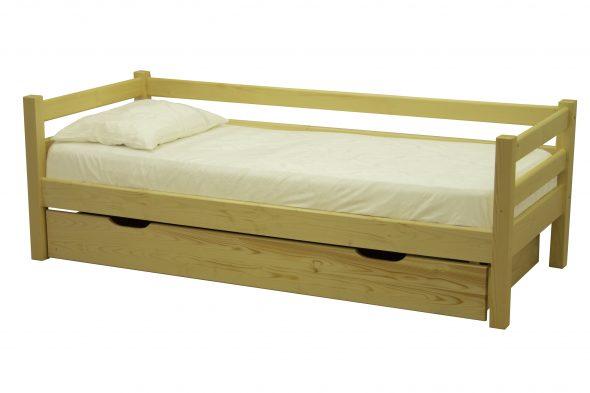 Односпальная кровать Л-117 - 90х200