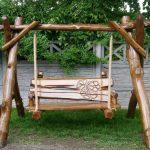 Основная концепция изготовления садовой мебели