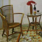 Плетеная мебель для дома и дачного отдыха