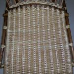 Плетение спинки