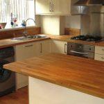 Подбор цвета столешницы для кухни